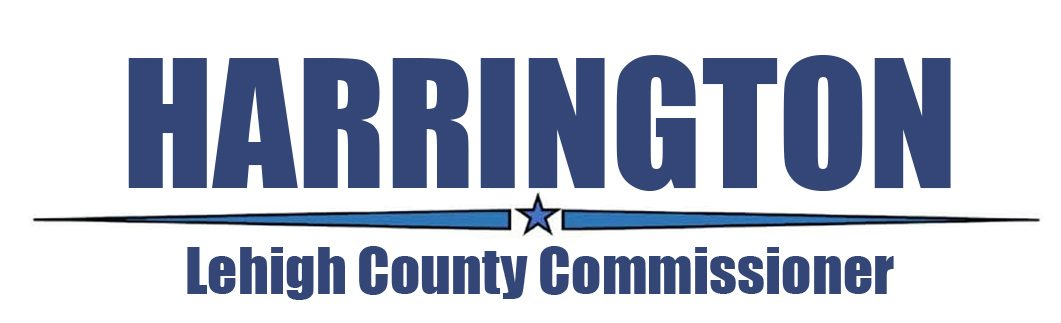 Dave Harrington for Lehigh County Commissioner